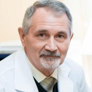 Профессор онкологии Лаптев Владимир Петрович