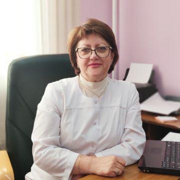 Панферова Нателла Георгиевна